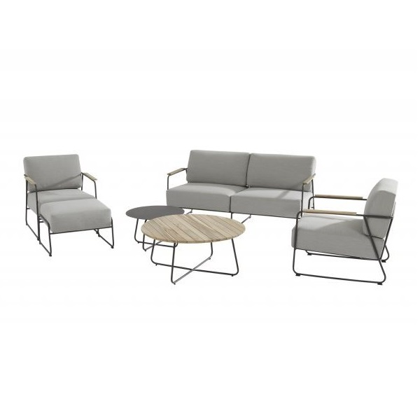 4 Seasons Coast Sofa 2 seater - Antracite