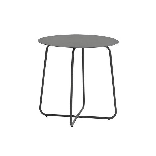 4 Seasons Dali Bistro Table Ø73cm - Antracite