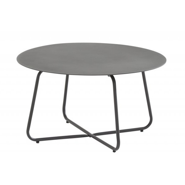 4 Seasons Dali Coffee Table Ø73cm - Antracite