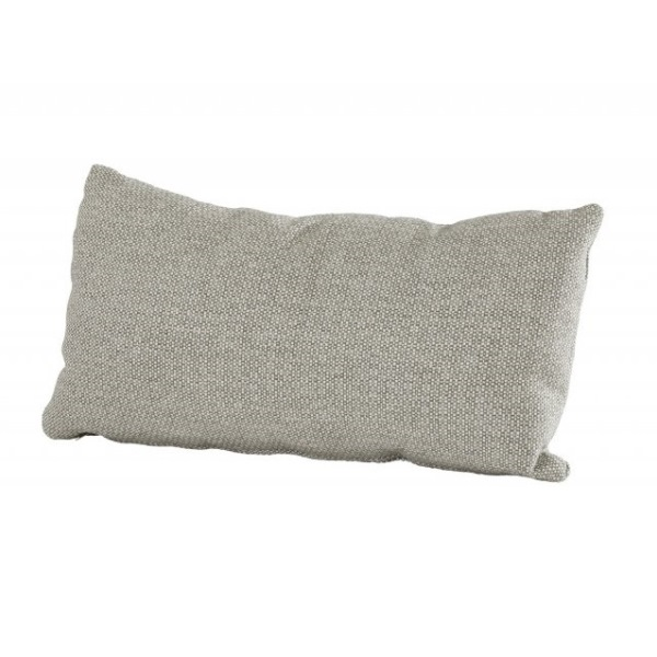 4 Seasons Pillow w/Zipper 30x60 Fontalina Mid Grey
