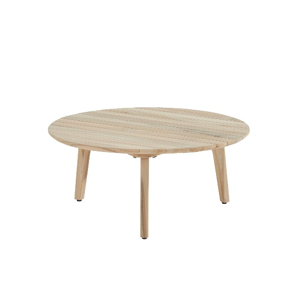 4 Seasons Gabor Coffee Table ø90 - Teak