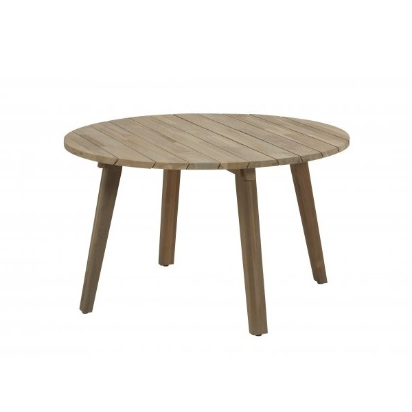 Taste Derby Table ø130 - Teak