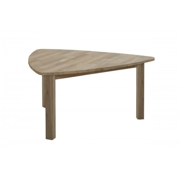 Taste Derby Triangular Table 170cm - Teak
