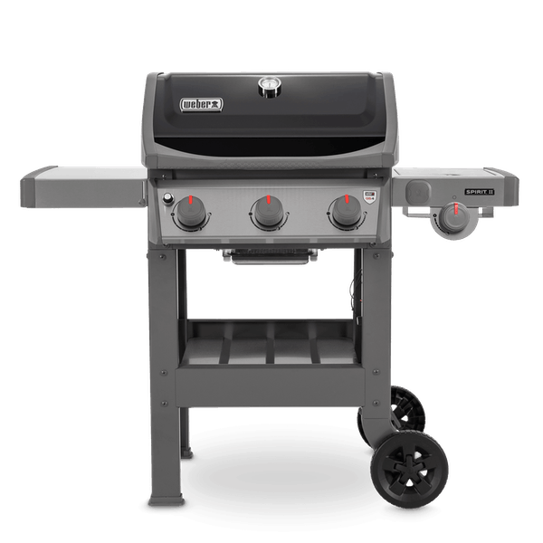 Weber Gás BBQ Spirit II E-320 GBS & Side Burner