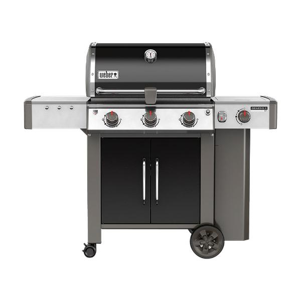 Weber Gas BBQ Genesis II EP-335 GBS - Black