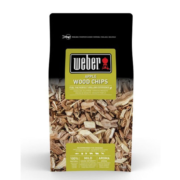 Weber Wood Chips for Smoking - Apple