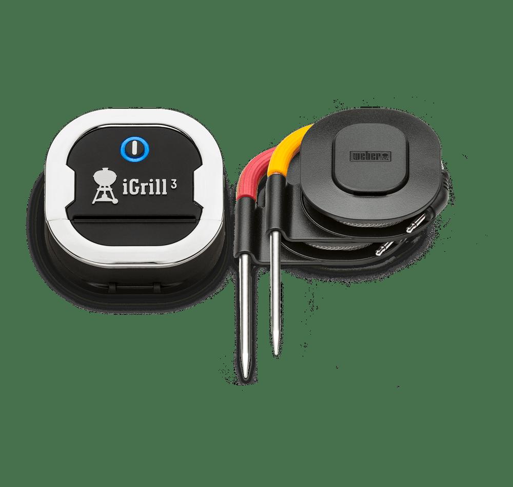Weber Termómetro iGrill 3 C/ Ligação Bluetooth