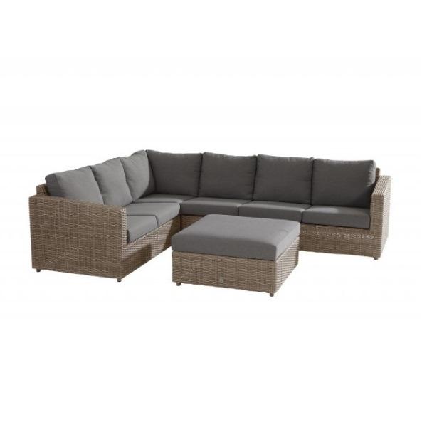 Taste Mirador Modular Sofa Set - Caramel