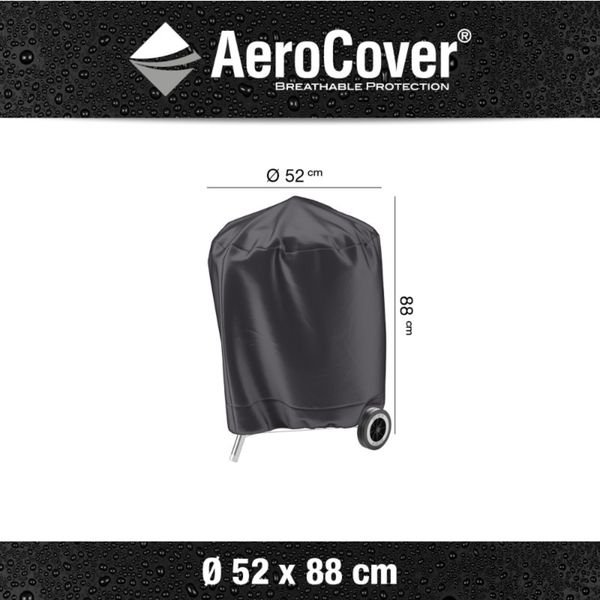 Platinum BBQ Cover - Kettle 47cm