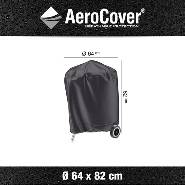 Platinum BBQ Cover - Kettle 57cm