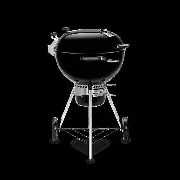 Weber BBQ Master-Touch Premium GBS E-5770 - Black