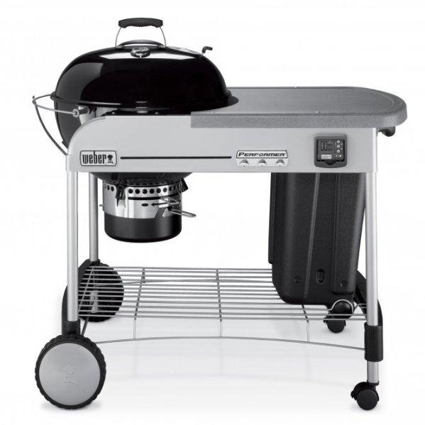 Weber Charcoal BBQ Performer Premium Ø57cm GBS - Black