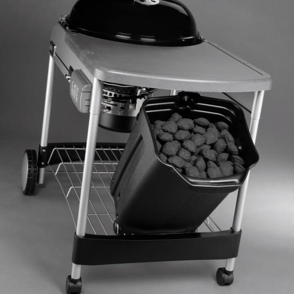 Weber BBQ Carvão Performer Premium Ø57cm GBS - Preto