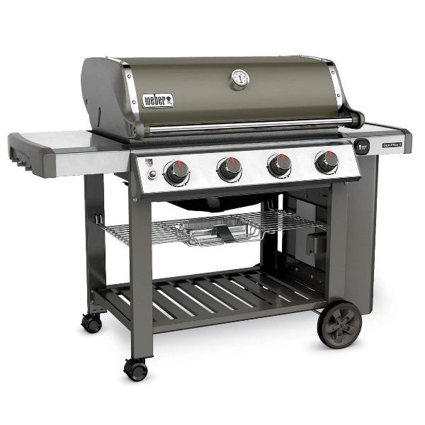 Weber BBQ Gás Genesis II E-410 GBS - Smoke Grey
