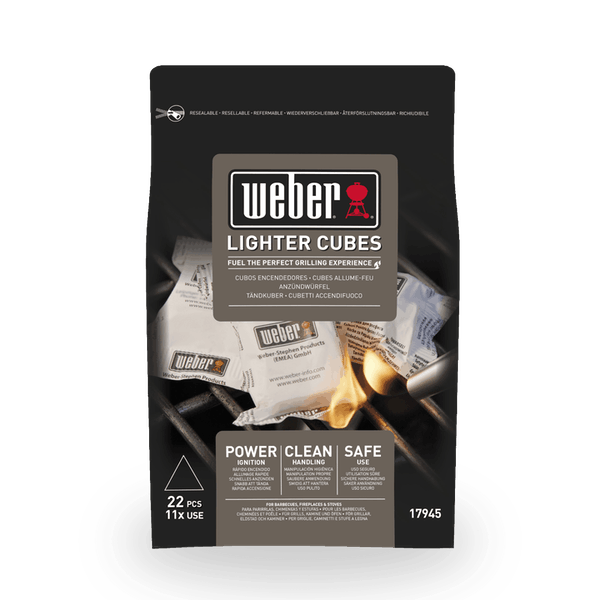 Weber Lighter Cubes (x24)