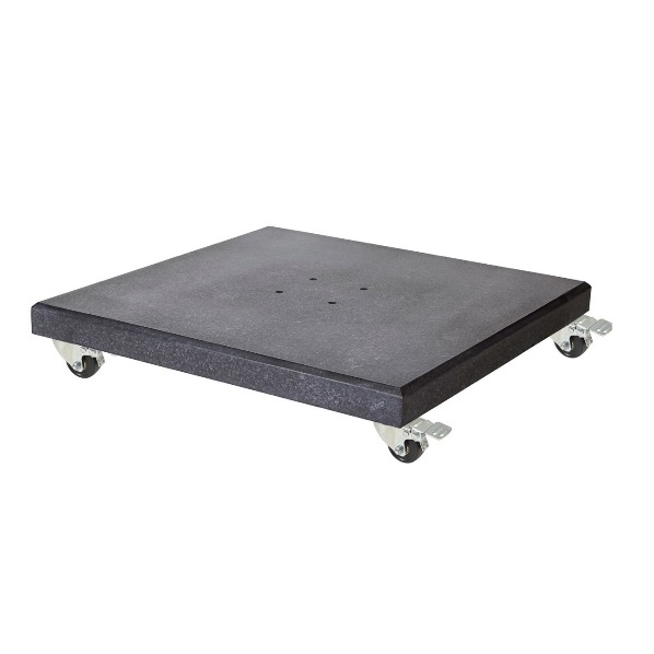 Platinum Modena 120Kg Base - Black Granit