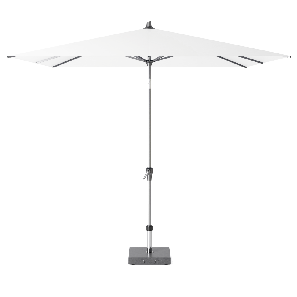 Platinum Riva Parasol 2,5x2,5 - White
