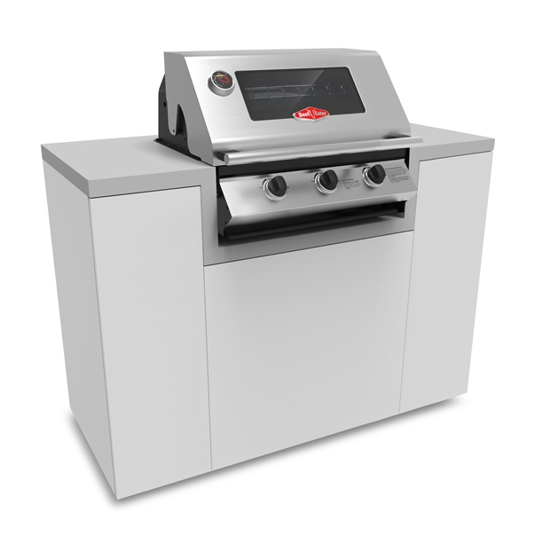 Beefeater 1000LX-S BBQ 3B Stainless steel