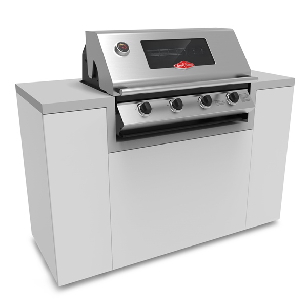 Beefeater 1000LX-S BBQ 4B Stainless steel
