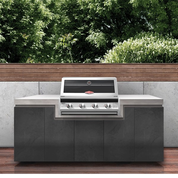 Beefeater 2000S BBQ 5B Stainless steel