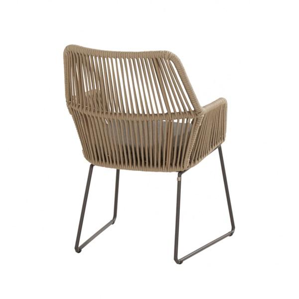 4 Seasons Ramblas Cadeira C/Alm. - Taupe