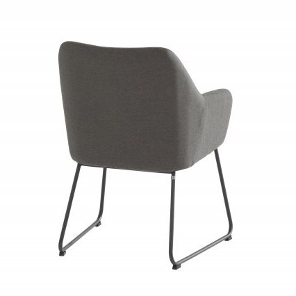 4 Seasons Amora Chair Upholstery  - Anthracite
