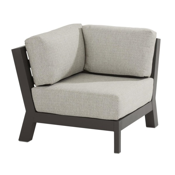 4 Seasons Meteor Corner Sofa Antracite