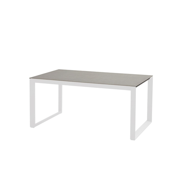 Taste Heritage Table 220x95 Ceramic - White