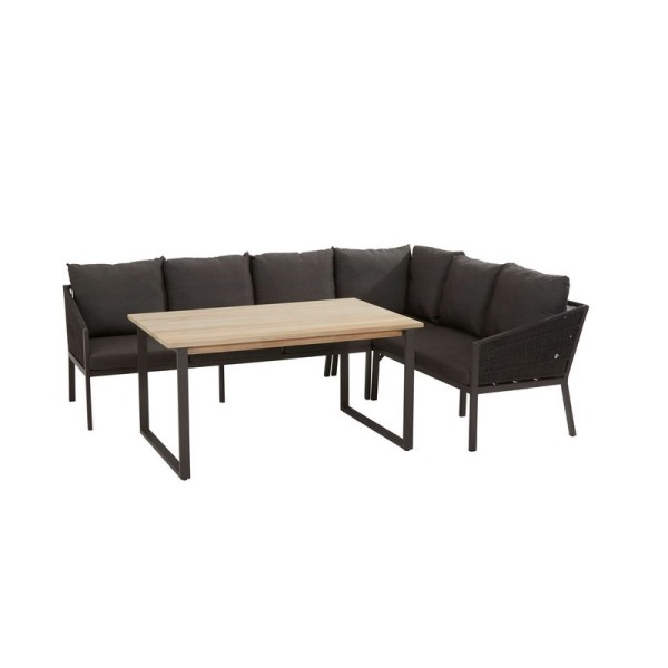 Taste Cruz Cozy Sofa Set - Anthracite