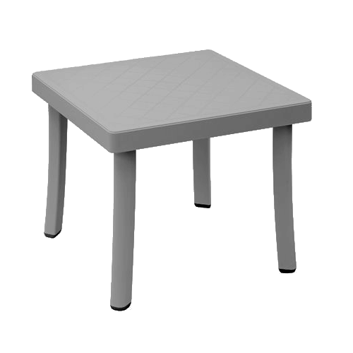 Jofix Rodi Side Table Grey (Silver)
