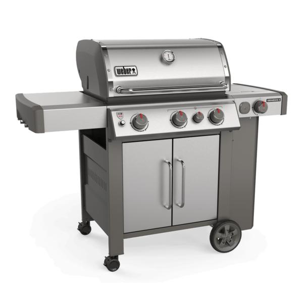 Weber Gas BBQ Genesis II SP-335 GBS - Stainles Steel