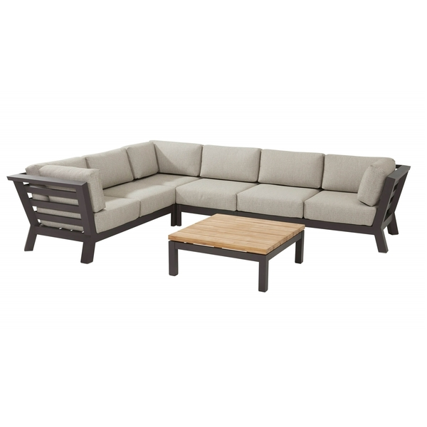 4 Seasons Meteor Modular Sofa Set - Antracite