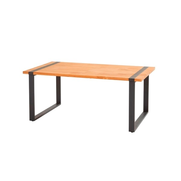 Taste Alto Table 180x100 - Teak / Antracite