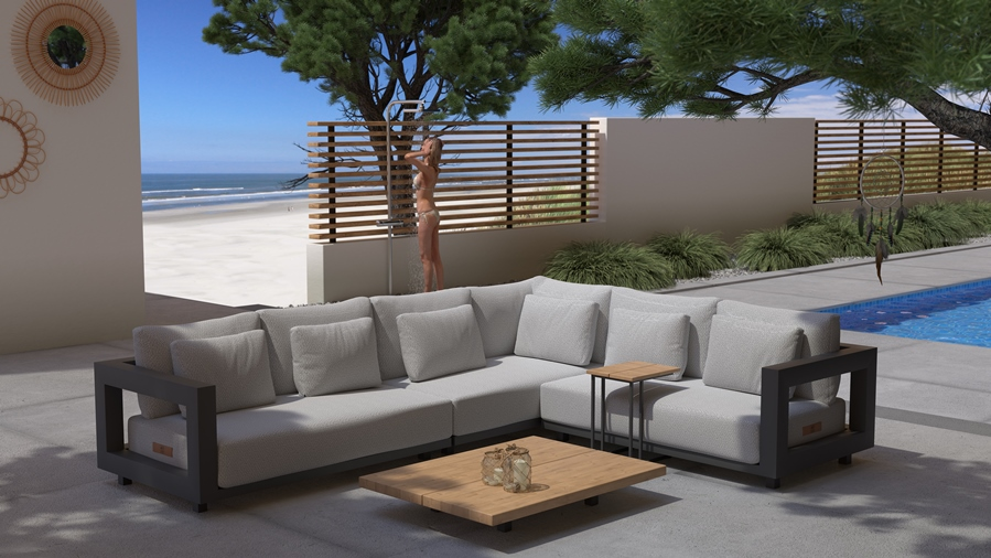 4 Seasons Metropolitan Coffee Table 120x90