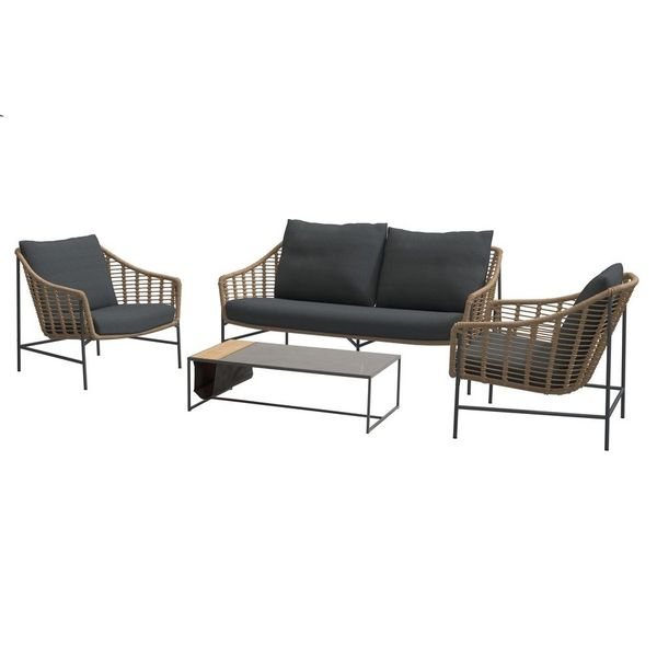4 Seasons Timor Living Chair - Harvest