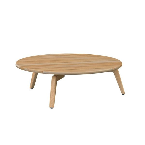 4 Seasons Zucca Coffee Table ø90 - Teak
