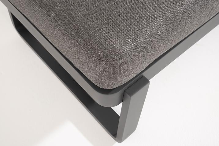 Taste Flexx Cosy Sofa set 3Seaters W/Adj. Headrest- M. Car.