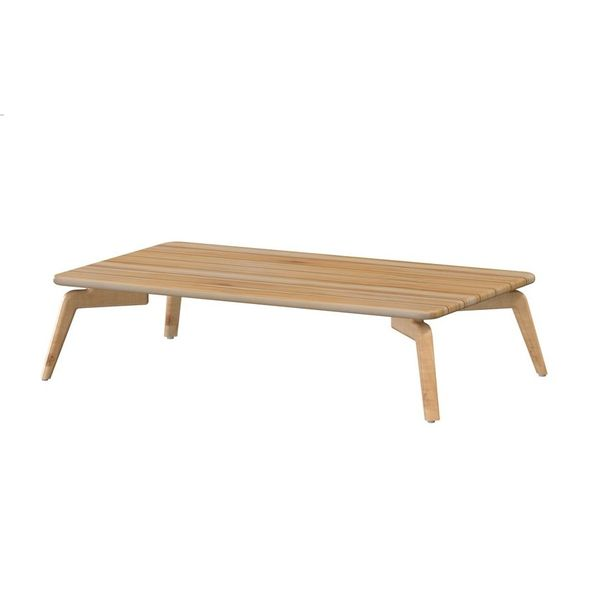 4 Seasons Zucca Coffee Table 12x70x30H - Teak