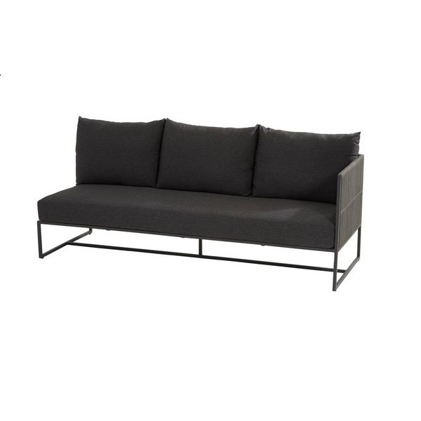Taste Chill Sofa Modular Lef arm 3Seater  - Antracite