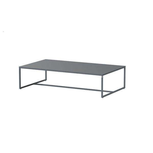 4 Seasons Valetta Coffee Table ø58 - Aluminium