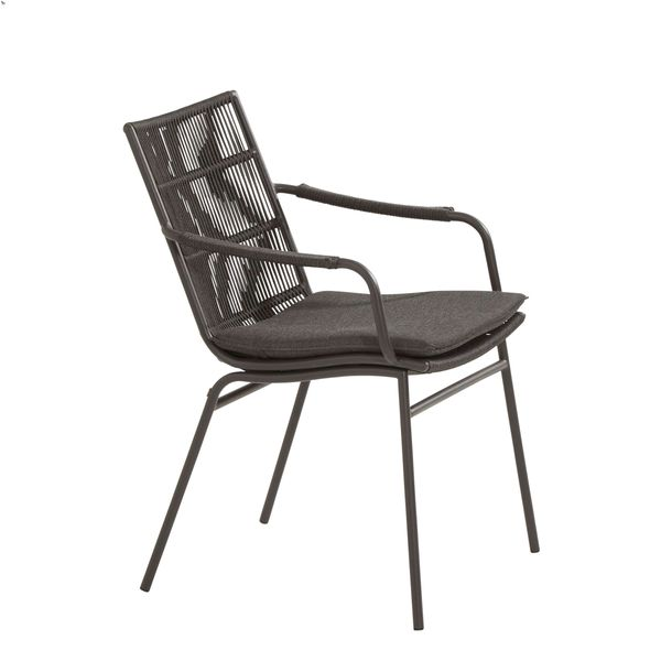 Taste Wave Cadeira C/Alm. - Corda Antracite