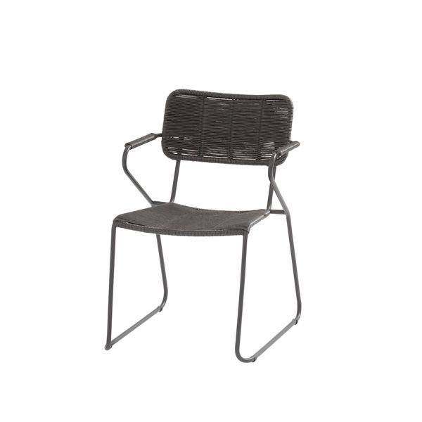 Taste Swing Stacking Chair  - Antracite