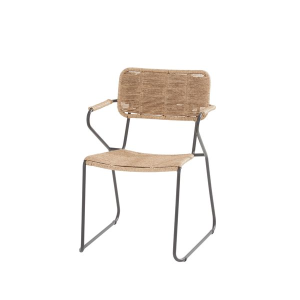 Taste Swing Stacking Chair  - Natural