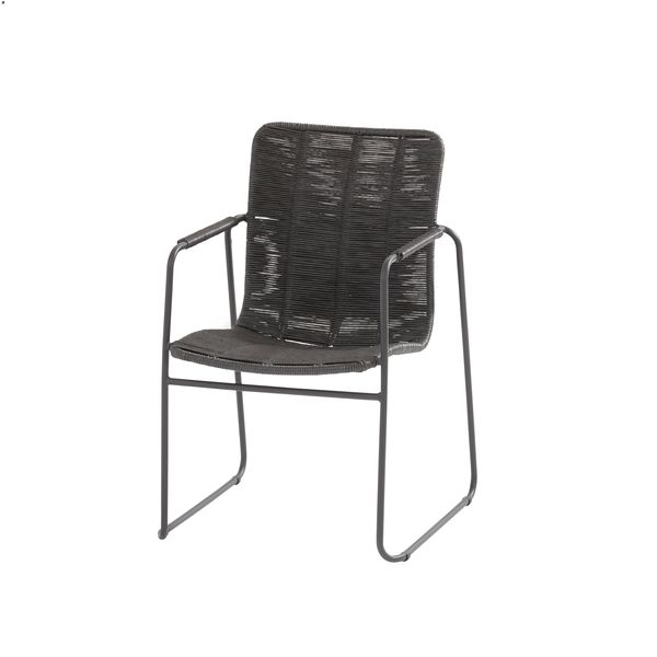 Taste Palma Stacking Chair - Antracite