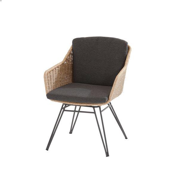 Taste Bohemian Dining Chair  - Natural