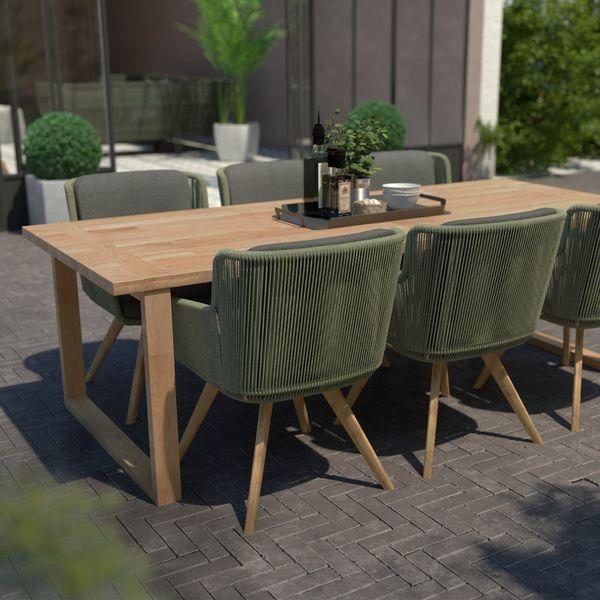 Taste Spartan Table 240x100 - Teka