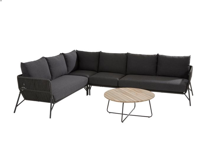 Taste Antara Sofa Set - Antracite