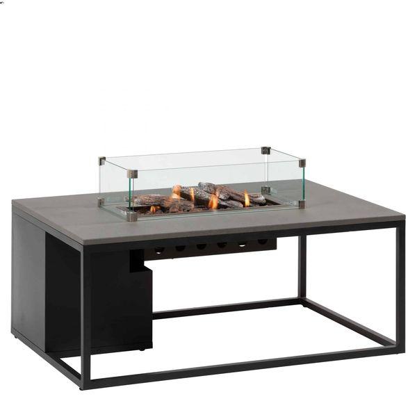 Gimeg CosiLoft 120 w/ Aluminium Top - Black
