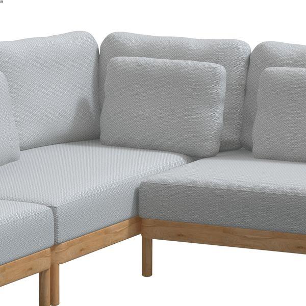 4 Seasons Avalon Corner Cushion - Frozen