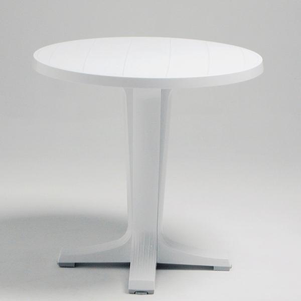 Jofix Marte 78Ø Table White